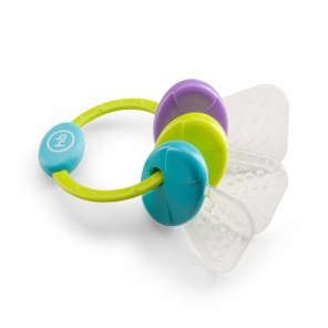 Прорезыватель Happy Baby COLORFUL SILICONE TEETHERS