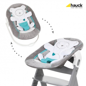 Alpha Bouncer Hauck 2-in-1