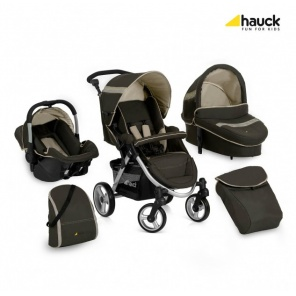 Коляска 3х1 Hauck Apollo All in one A-beige