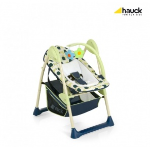 Шезлонг Hauck Leisure e motion Fruit