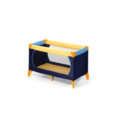 Манеж Hauck Dreamn Play Yellow.Blue.navy