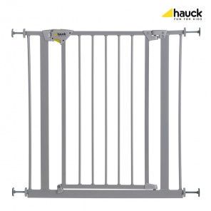 Ворота безопасности Hauck Trigger Lock safely gate silver