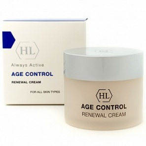 Крем обновляющий Holy Land AGE CONTROL Renewal Cream