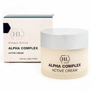 Крем активный Holy Land ALPHA COMPLEX Active Cream