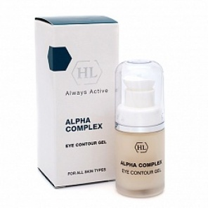 Гель для век Holy Land ALPHA COMPLEX Eye Contour Gel
