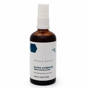 Пилинг Holy Land ALPHA COMPLEX Rapid Exfoliator