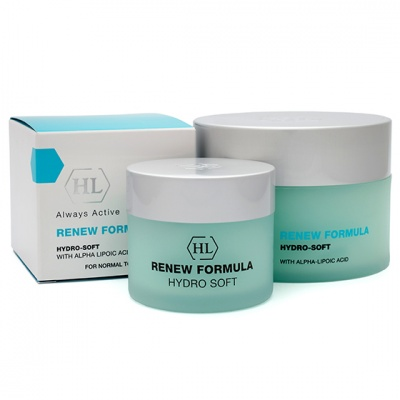 Крем  дневной Holy Land RENEW Formula Hydro-Soft Cream