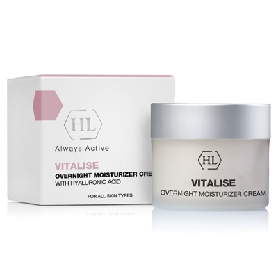 Крем  питательный Holy Land VITALISE Ovemight Moisturizer Cream