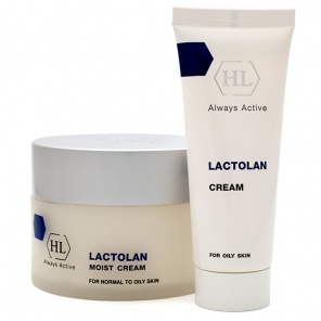 Крем Holy Land LACTOLAN Mois Cream for oil