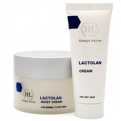 Крем Holy Land LACTOLAN Moist Cream for dry